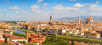 Florence Skyline (Italy, Tuscany) Stock Photography