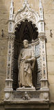 Florence - st. Mark the Evangelist by Donatello Stock Photography
