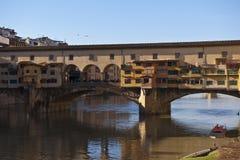 Florence stadssikt Royaltyfri Bild