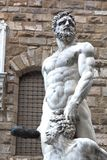 Florence statue. A view of statue,Florence,Italy Royalty Free Stock Photo