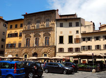 Florence Street scene, Italy. Stock Photography