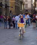 FLorence streets Royalty Free Stock Photo