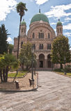 Florence Synagogue Royalty Free Stock Photo