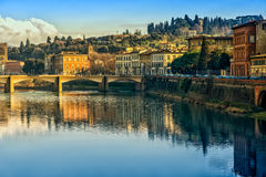 Florence, Toscanië, Italië Stock Foto
