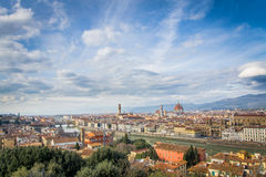 Florence, Toscanië, Italië Royalty-vrije Stock Fotografie