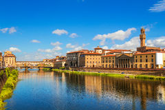 Florence (Toscanië, Italië) Stock Fotografie