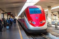 Florence train station Santa Maria Novella Stock Images
