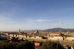 Florence in Tuscany, Italy Royalty Free Stock Photography