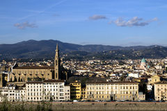 Florence in Tuscany, Italy Stock Photography