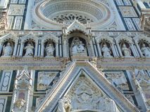 Florence Tuscany Italy, Florence Duomo Cathedral Cattedrale Santa Maria del Fiore, cattedrale di St Mary dei fiori fotografie stock libere da diritti