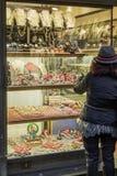 Florence, tuscany, italy, europe, christmas festivities Stock Image
