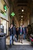 Florence, tuscany, italy, europe, christmas festivities Stock Images