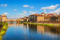 Florence (Tuscany, Italy) Royalty Free Stock Photos