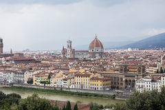 Florence, Tuscany, Italy. View of Florence, Tuscany, Italy Royalty Free Stock Photo