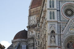Florence in Tuscany Royalty Free Stock Images