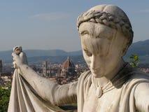 Florence van Panoarama Stock Fotografie