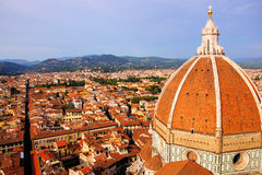Florence view Royalty Free Stock Photography
