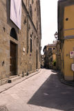 Florence. View of the city buildings and facilities of Florence royalty free stock photography