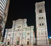 Florence, view of Duomo. Royalty Free Stock Photo