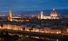 Florence view, Italy Royalty Free Stock Images