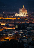 Florence view, Italy Stock Images