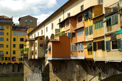 florence Włoch ponte vecchio obraz stock
