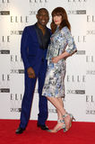 Florence Welch, Dizzee Rascal Stock Photo