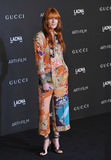 Florence Welch Stock Image
