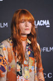 Florence Welch Royalty Free Stock Photo