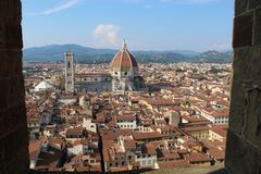 Florencia imágenes de archivo libres de regalías