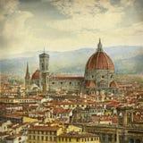 Florencia ilustración del vector