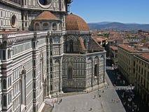 Florencia de la torre de Bell Fotos de archivo libres de regalías
