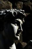 Florencia - della Signoria de la plaza Imagen de archivo libre de regalías