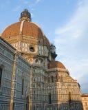 Florencia, Duomo Fotos de archivo libres de regalías