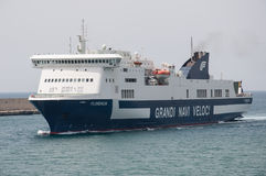 Florencia Ferry stock foto