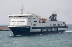 Florencia Ferry Stock Photo