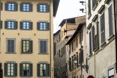 Florencia (Firenze) Fotografía de archivo libre de regalías