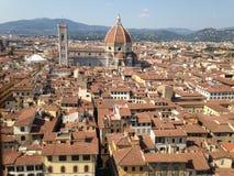 Florencia hermosa Fotografía de archivo