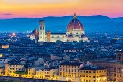 Florencia - Italia fotos de archivo