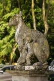 Florencia, Italia - 24 de abril de 2018: estatua de Lupa en Florencia imágenes de archivo libres de regalías