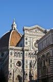 Florencia la bóveda Fotos de archivo libres de regalías