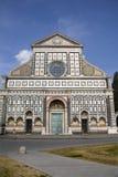 Florencia - novela corta de Santa María de la iglesia fotos de archivo