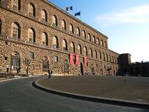 Florencia-Palazzo Pitti Foto de archivo