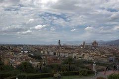 Florencia, Santa Maria del Fiore foto de archivo libre de regalías