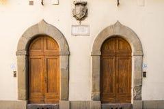 Florencia Toscana royalty-vrije stock afbeelding