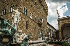 Florencia Toscana Italia stock afbeelding