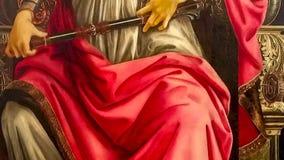 Florencia - vídeo ilustrativo de una obra maestra de Sandro Botticelli
