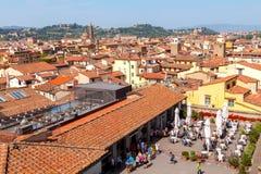 Florencia Visión superior Imagenes de archivo
