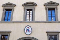 Florencja żakiet ręki Zdjęcie Stock