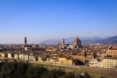 Florencja obrazy royalty free